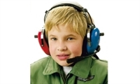 Kinder-Headsets