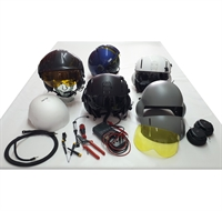 Accessories for Helicopter Helmets