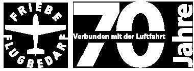 Friebe Luftfahrt-Bedarf Gps, Headsets, Funk, Ausrüstung für Piloten-Logo