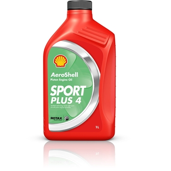 AeroShell Oil Sport Plus 4, 1 Liter