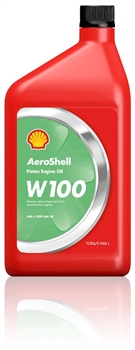 AeroShell Oil W100, 1 US-Quart
