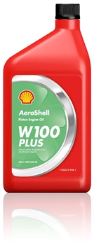 AeroShell Oil W100Plus, 1 US-Quart