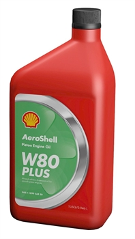 AeroShell Oil W80 Plus, 1 US-Quart