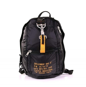 Air Force Backpack, black