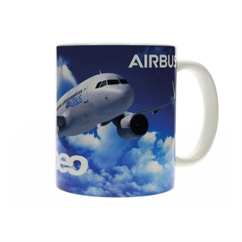 AIRBUS A320neo-Collection mug
