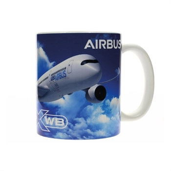 AIRBUS A350 XWB-Collection mug