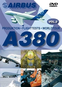 Airbus A380 Vol. 2 - DVD