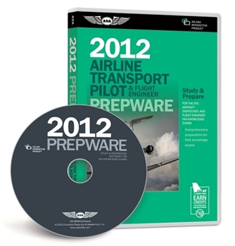 Airline Transport Pilot Prepware - 2012