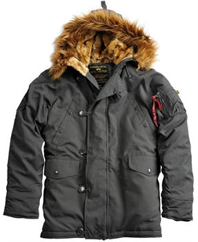 ALPHA Jacket EXPLORER
