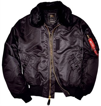 ALPHA Flight Jacket B15
