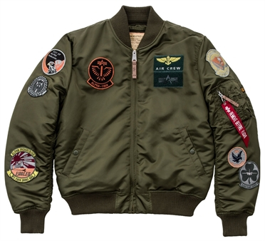ALPHA Flight Jacket MA-1 PILOT