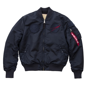 ALPHA Flight Jacket MA-1 VF NASA