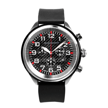 Aristo Chronograph with silicone strap