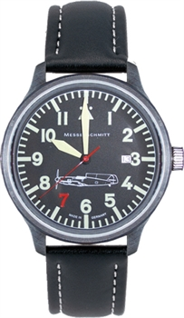 Aristo Pilotswatch Messerschmitt BF 109 red