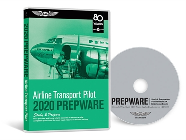 ASA Prepware 2018 - Airline Transport Pilot (Software)