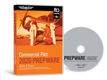ASA Prepware 2018 - Commercial Pilot (Software)