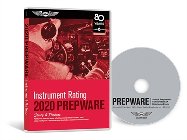 ASA Prepware 2018 - Instrument Rating (Software)