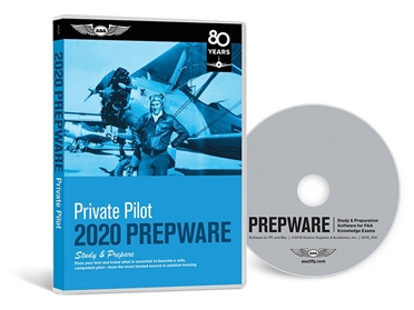 ASA Prepware 2018 - Private Pilot (Software)