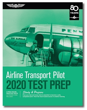 ASA Test Prep - Airline Transport Pilot