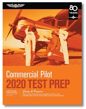 ASA Test Prep - Commercial Pilot