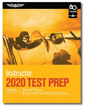 ASA Test Prep - Instructor