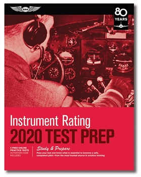 ASA Test Prep - Instrument Rating