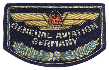 Aufnäher General Aviation