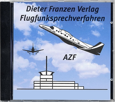 AZF Audio-Übungs CD