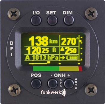 Basic Flight Instrument BFI57