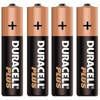 Batteries AA 1,5 V, 4 pieces