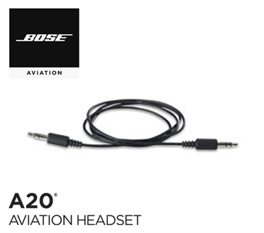 Bose A20 Aux-In Kabel