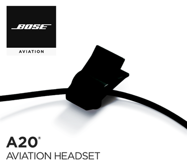 Bose A20 Clothing Clip