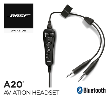 Bose A20 Kabelsatz - GA-Version, mit Bluetooth