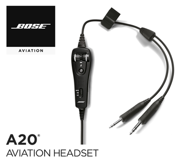 Bose A20 Kabelsatz - GA-Version, ohne Bluetooth
