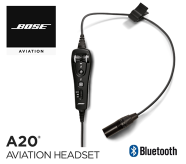 Bose A20 Cable assy - XLR5 connector, with Bluetooth