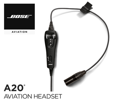 Bose A20 Cable assy - XLR5 connector, without Bluetooth