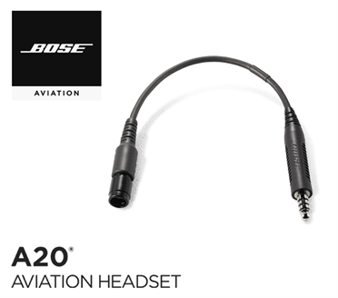 Bose A20 Lemo/U-174 Adapter