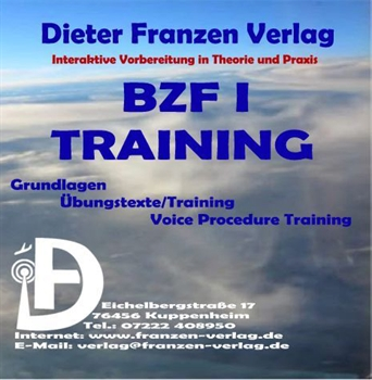 BZF I Training, DVD
