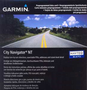 City Navigator Europe NT