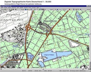Topographische Karte Bayern.Flight Planner Sky Map Topographische Karte Bayern Süd