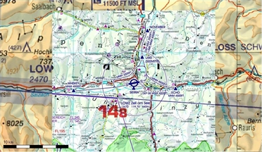 Flight Planner / Sky-Map Approach Charts AIP Austria