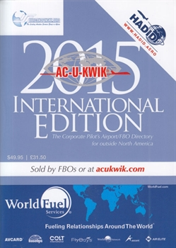 International Airport/FBO Directory 2015