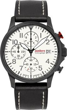 Junkers Chronograph JU 52 Nightlight