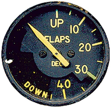 Flap Position Indicator