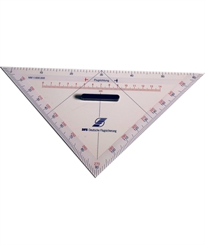 Triangular Protractor DFS