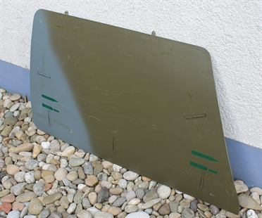 Ammunition sercice cover coming from Fiat G-91