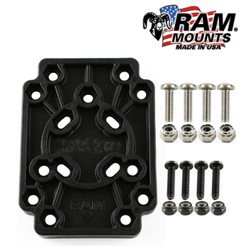 RAM MOUNT Adapter Platte VESA 75x75 / 100x100