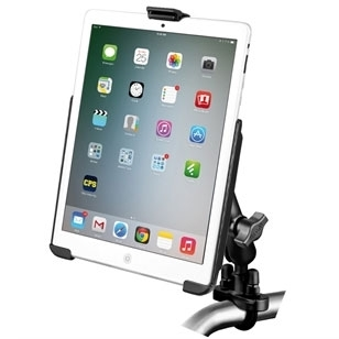 RAM MOUNT Apple iPad Air Rohrhalterungs Set