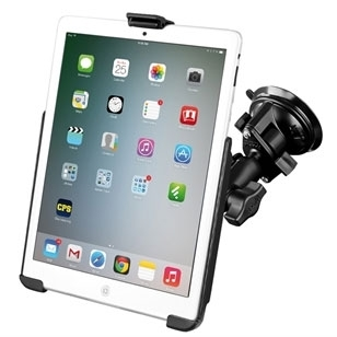 RAM MOUNT Apple iPad Air Saugnapfhalterungs Set