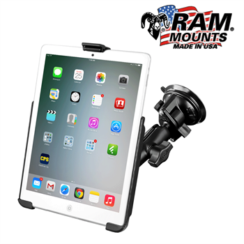 RAM MOUNT Apple iPad Mini 4 & 5 Saugnapfhalterung Set